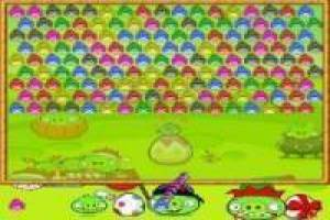 Bubble Shooter de Angry Birds