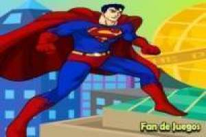 Vestito Superman