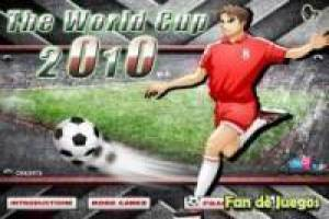 Free Soccer, world cup 2010 Game