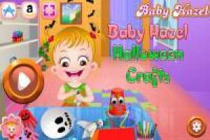 Baby Hazel: Arte manual de Halloween