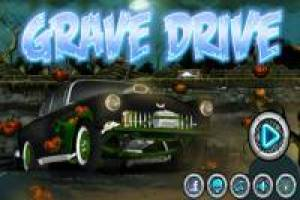 Drive the grave