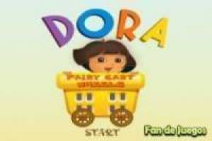 Free Dora the Explorer at the fair Game