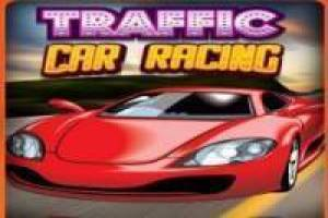 Racecar and traffic