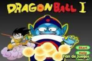 Goku and the seven Dragon Balls
