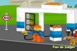 Free Lego station Game