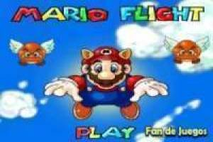Free Mario flight Game