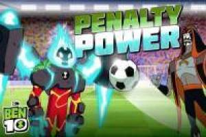 Ben 10: Penalty shoot