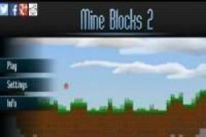 Minecraft: Mines blocks 2