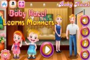 Baby Hazel: Learn social norms