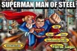 Juego Superman of steel Gratis