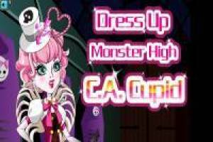 Dres Up Monster High C. A. Cupid