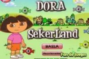 Dora the Explorer vs. criaturas voadoras