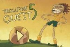 Free Trollface Quest 5 Game