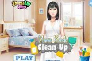 Order the closet with Marie Kondo