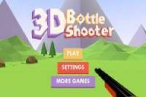 Bottle Shooter 3D