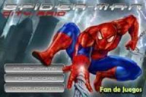 Juego Spiderman city raid Gratis