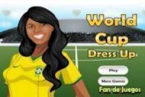 Dress for the World Cup