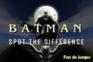 Batman six diferncias