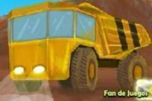Free Rock transporter Game