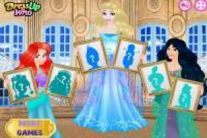 April Fool' s Day with the Disney Princesses