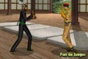 Juego Bushido fighters Gratis