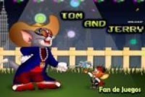 Tom en Jerry in carnaval