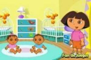 Dora la exploradora es la hermana mayor