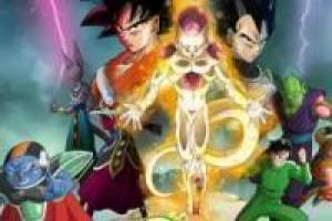 Dragon Ball resurrection of Freezer: Hidden stars