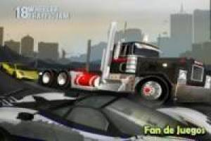 Free Parking: vs truck traffic Game