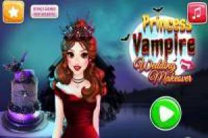 Princess Vampire: Wedding Makeover