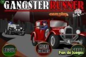 Banken beroven: gangster run