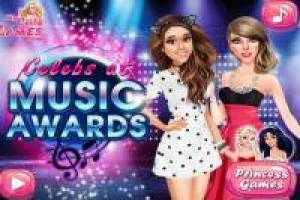 Ariana Grande and Taylor Swift: Music Awards