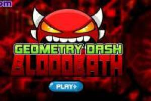 Geometry Dash Bloodbath