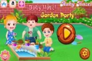 Fun garden party by Baby Hazel