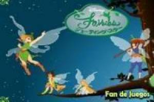 The stars of the fairies