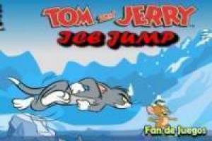 Tom and Jerry: jumps in Antarctica