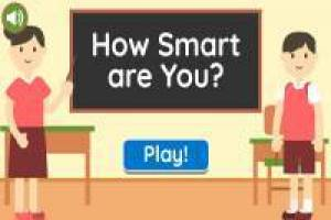 How smart are you?
