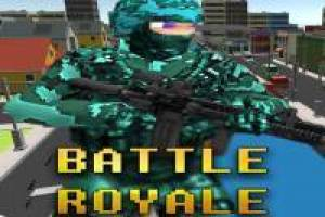 Pixel Combat Battle Royale