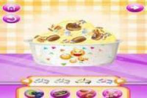 Ice Cream Maker: Crear helados