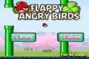 Flappy boze vogels