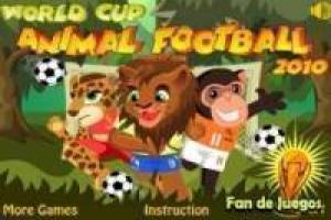 Le football dans la jungle