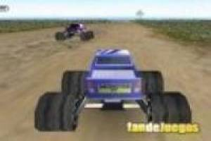 Monster truck 3d: spill