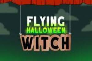 Halloween: Fly with the Witch
