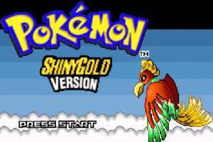 Pokémon Shiny Gold