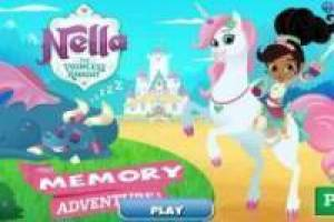 Nella the princess knight: Memory