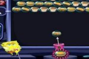 Bubble Shooter de Bob Esponja