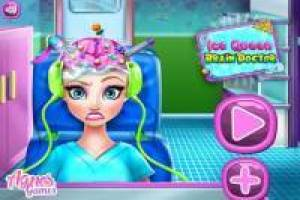 Brain surgery for Princess Elsa