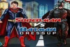 Juego Crear Batman vs Superman Gratis