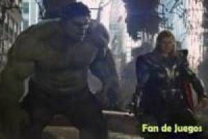 Free Hulk vs thor Game