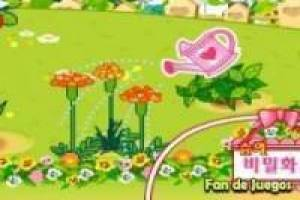 Barbie Sue Gardening game